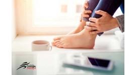 درمانهای خانگی قارچ پا