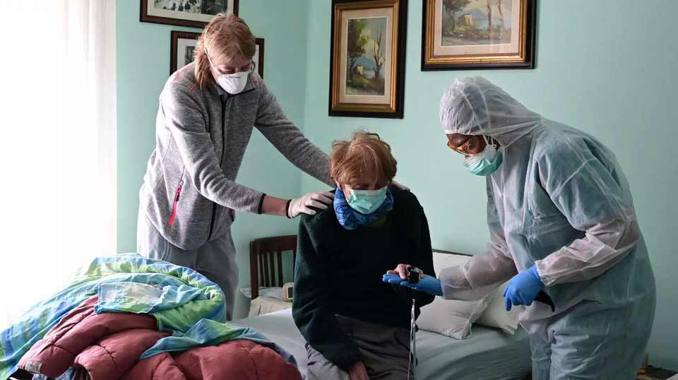 ویروس کرونا و مراقبت از سالمندان