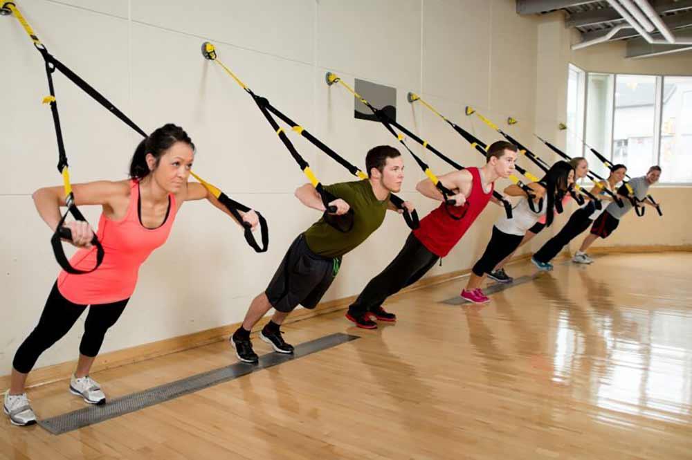 آشنایی با ورزش TRX و فواید آن