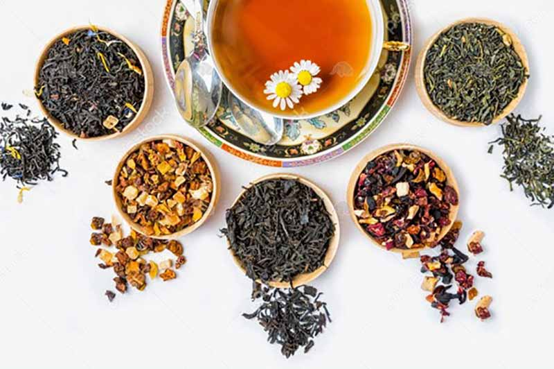خواص و مضرات انواع چای