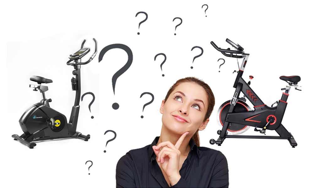 تفاوتهای دوچرخه ثابت و اسپینینگ